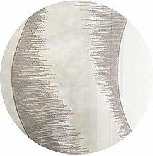 Home Fashion Scherli Effect Oil Sliding Curtain