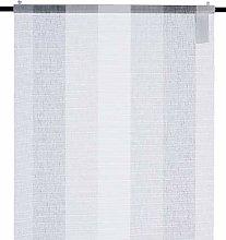 Home Fashion Sliding Curtain with Longitudinal