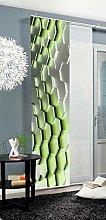 Home Fashion Sliding Panel Curtain Shanon,