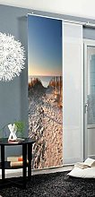 Home Fashion Sliding Panel Curtain STRANDWEG,