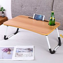 Home Folding Laptop Bed Tray Table Portable Lap