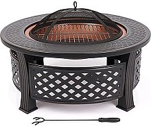 Home heating brazier, indoor charcoal stove grill,