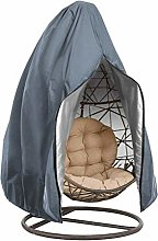 Home Holic 1 Pcs Patio Hanging Egg Chair Cover,