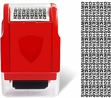 Home Holic Roller Stamp Identity Theft Stamp