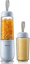 Home Ice Cream Maker Machine Mini Juicer Portable