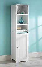 Home In Style R&G TALL BOY BATHROOM CABINET IDEAL
