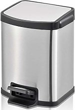 Home Indoor Trash can Stainless Steel Trash can