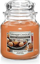 Home Inspiration Medium Jar Candle - Clementine