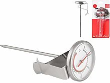 Home Instant Kitchen Thermometer, Stainless Steel,