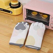 Home Kitchen Insulation Gloves Oven Baking Gloves