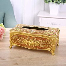 Home & Kitchenacrylic Tissue Box Universal Luxury