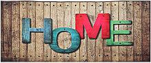 Home Letter Love Non Slip Kitchen Floor Mat