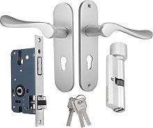 Home Lock, Space Aluminum Delicate Security Lock