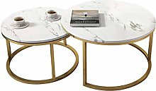 Home Modern Small Round Coffee Table/Side
