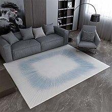 Home Nordic Simple Luxury Carpet Marble Pattern