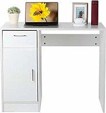 Home Office Computer Desk Compact Study PC Laptop