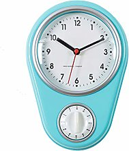 Home Retro Kitchen Wall Clock,Jabroyee with