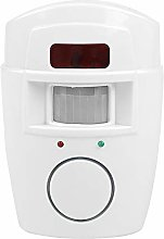 Home Security Motion Sensor Alarm, Wall Mounted