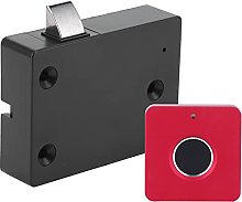 Home Smart Fingerprint Lock, Electric Drawer Lock