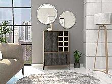 Home Source Cabinet Cupboard Sideboard Drinks Bar