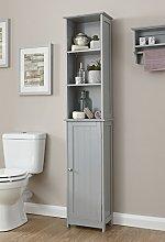 Home Source - Colonial Bathroom Open 3 Shelf 1