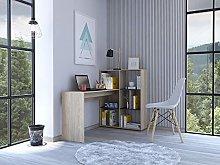 Home Source Home Office Corner Desk Workstation