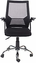 Home Source Home Office Desk Study Chair with Mesh