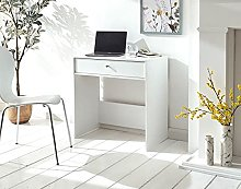Home Source Home Office PC Computer Desk 1 Drawer