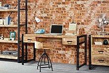 Home Source Industrial Desk Workstation Office