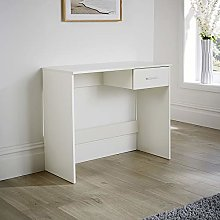 Home Source Office Desk Compact Workstation 1
