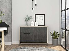 Home Source Sideboard Cupboard Cabinet with 1