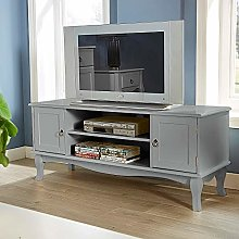 Home Source TV Stand 2 Door Television Cabinet