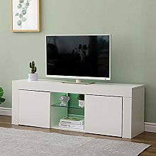 Home Source TV Stand Gloss Front Television