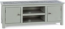 Home Source Wide Screen TV Cabinet Unit Storage 2