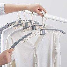 Home Storage Organization Hanger Drying Rack