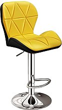 Home Swivel Bar Stools with Height Adjustable,