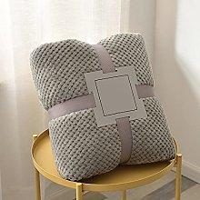 Home Textile polar microfiber blanket cover the