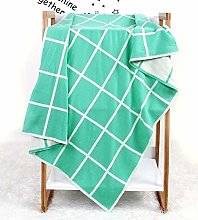 Home textile products MMGZ Knitted Plaid Baby