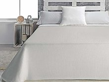 Home Textile Quilt for Beds 135, Polyester, grey,