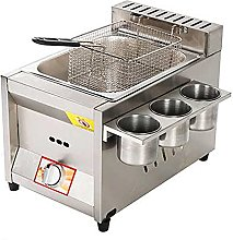 HOME UK Commercial Deep Fat Fryer Multi-function
