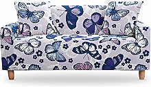 Home Wang Sofa Cover Sofa Cover Stretch Butterfly