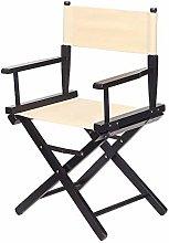 Home Wood Artist Director Chair Folding Canvas