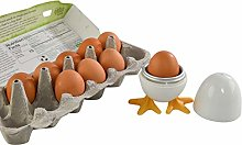 HOME-X Microwave Egg Boiler with Splatter Guard