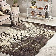 HomeArt Living Room RUG - Short Pile, Bordered,