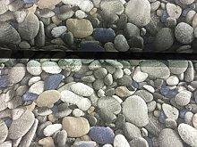 HomeBuy BEACH PEBBLES Designer Curtain Upholstery