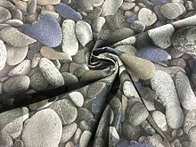 HomeBuy BEACH PEBBLES Designer Curtain Upholstery