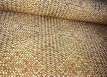 HomeBuy Beige SISAL PRINT Digital Curtain