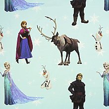 HomeBuy FROZEN ELSA Cotton Upholstery Curtain