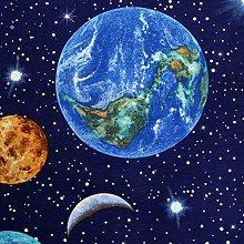 HomeBuy PLANET EARTH Designer Curtain Upholstery