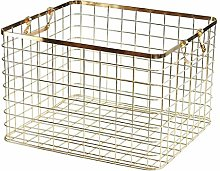 HomeDecTime Nordic Dirty Clothes Storage Basket
